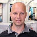 Presentationsbild på Henrik Storm