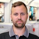 Presentationsbild på Joakim Ljunglöf