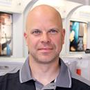 Presentationsbild på Johan Olsson