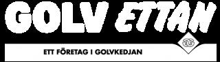Golv Ettan logotyp
