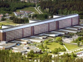 Presentationsbild för referensen Sundsvall Akutcentrum, etapp 2